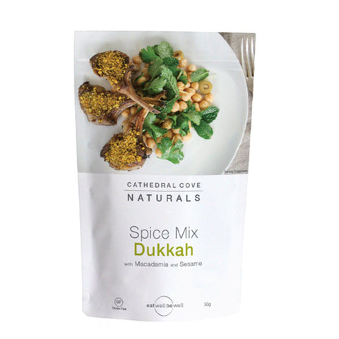 Cathedral Cove Macadamia Dukkah 50g