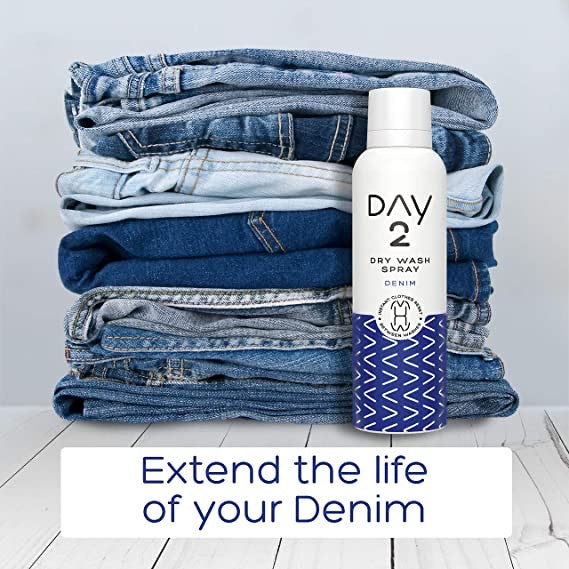 Luxury Denim Spray Care Product - 2 Years Supply