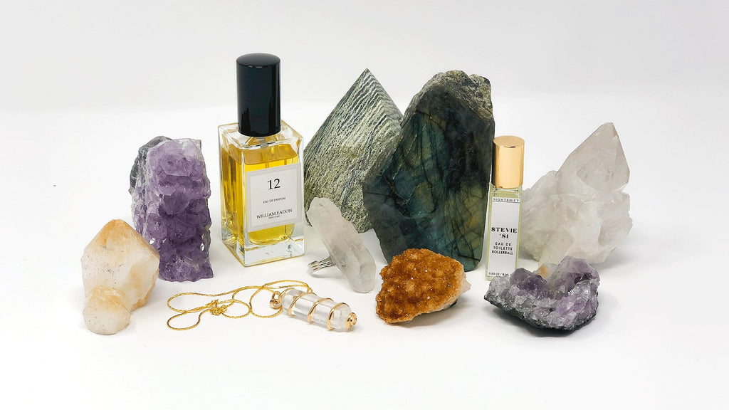 Crystals, Jewelry & Fragrance