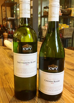 The best of KWV