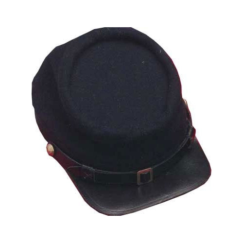 Civil War Union Enlisted Kepi - XL