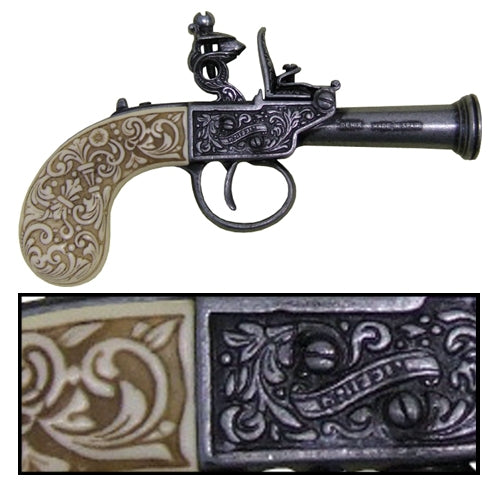 1798 English Flintlock- Gray