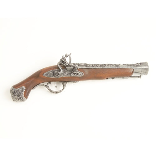18TH Century English Antique Grey Blunderbuss
