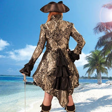Load image into Gallery viewer, Pirate Queen Coat