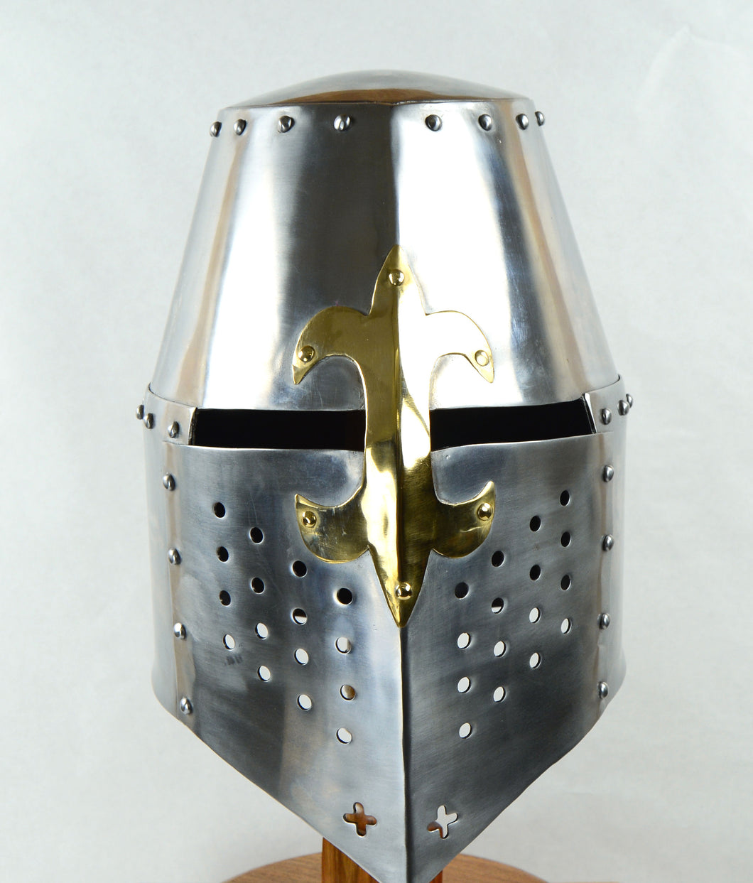 Great Helm - 14 Gauge