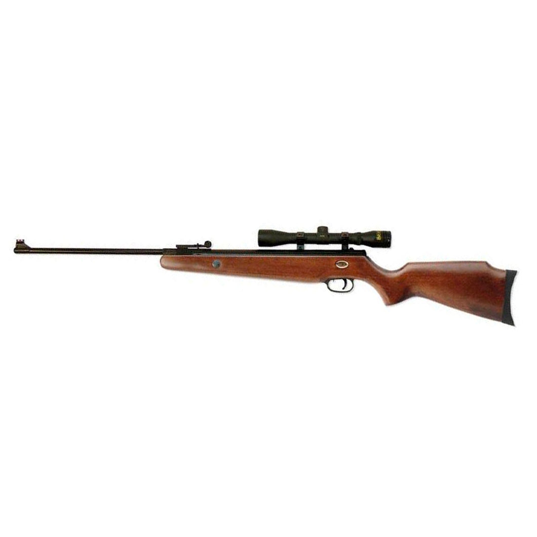 Beeman Teton .22 Air Rifle Combo with 4 x 32 scope & mounts