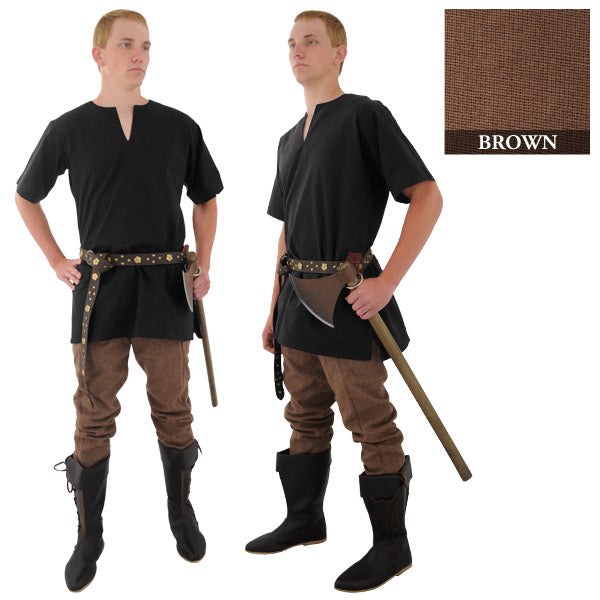 Medieval Tunic, Brown