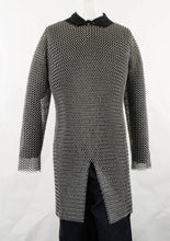 Load image into Gallery viewer, BRNH Chainmail Hauberk - Butted High Tensile Wire Rings
