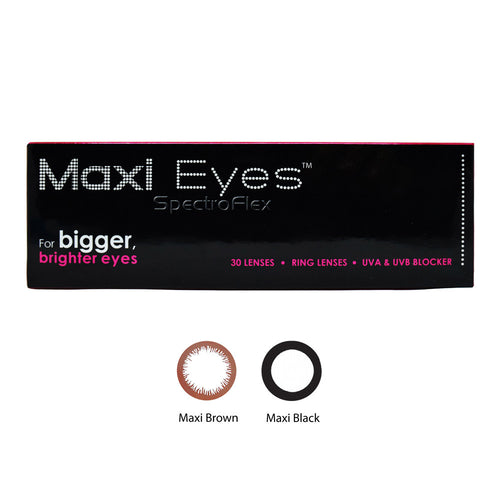 Maxi Eyes Ring Lens Daily Disposable - Maxi Eyes