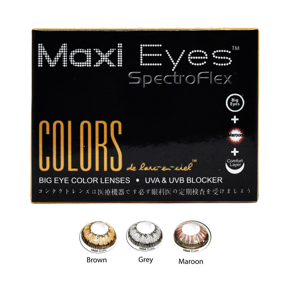 Maxi Eyes 2 Tone Color Series - Maxi Eyes