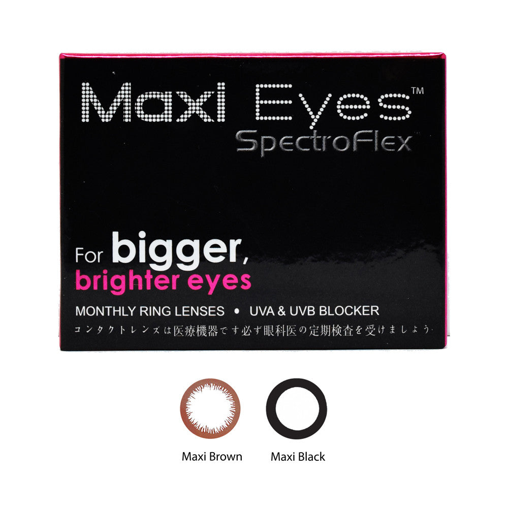 Maxi Eyes Monthly Ring Lens - Maxi Eyes