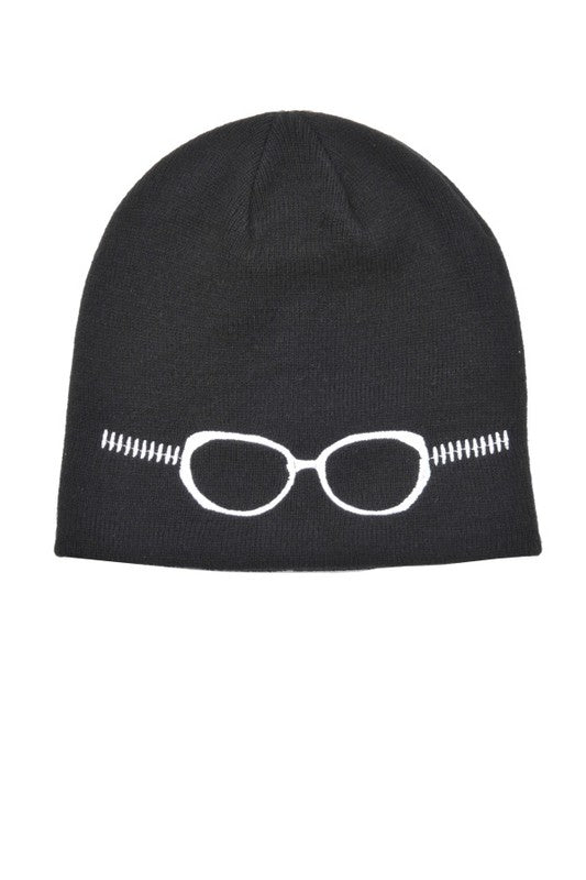 Fun Glasses Beanie