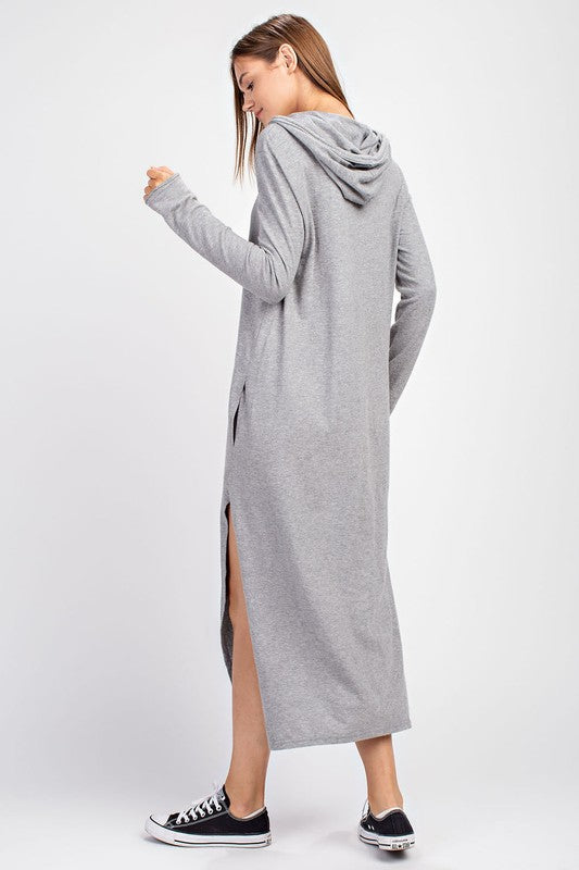 Sundays Jersey Hoodie Dress