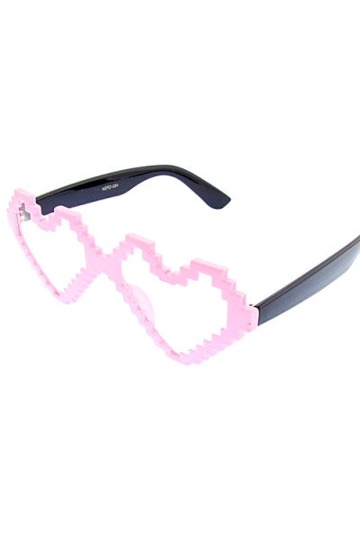 Techno Love Sunglasses - Choose Your Color
