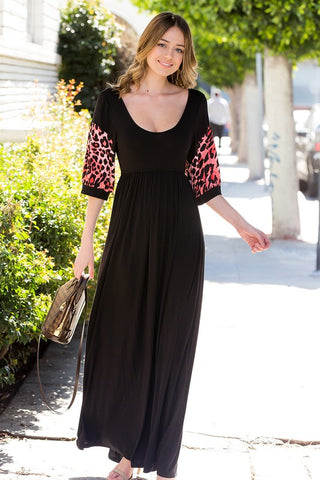 Wild Thing Maxi Dress (All Sizes)