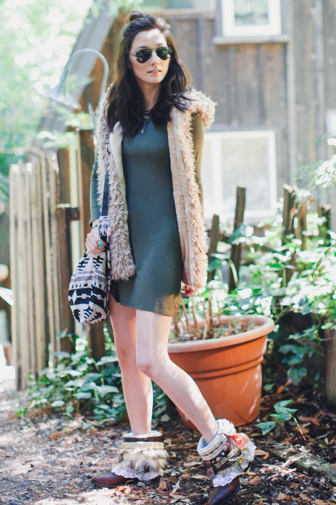 Easy Layering T Dress