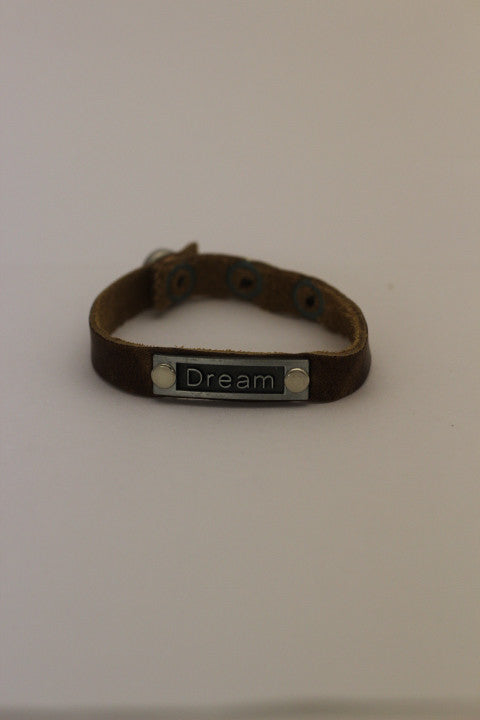 Dream Nameplate Bracelet