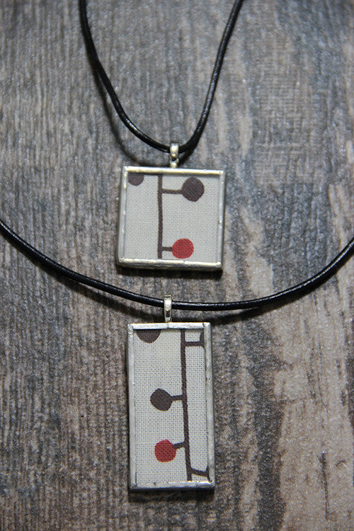 Abstract Inspired Necklace
