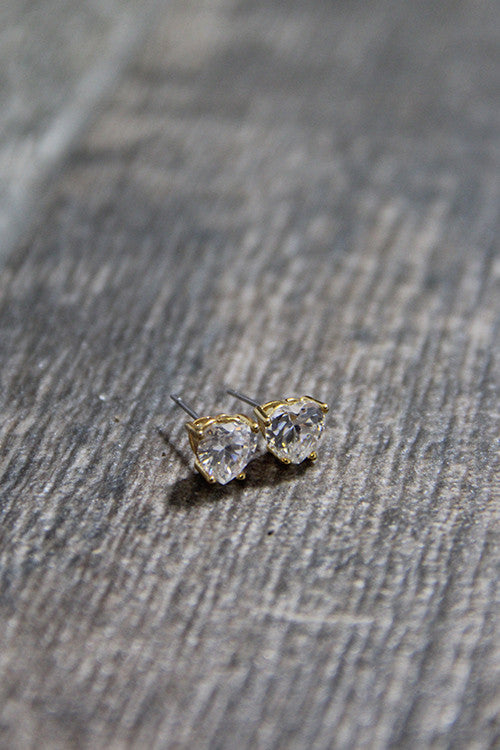 Glitz Stud Earrings