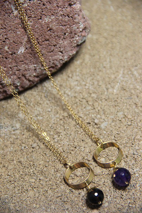 Band of Gold Necklace
