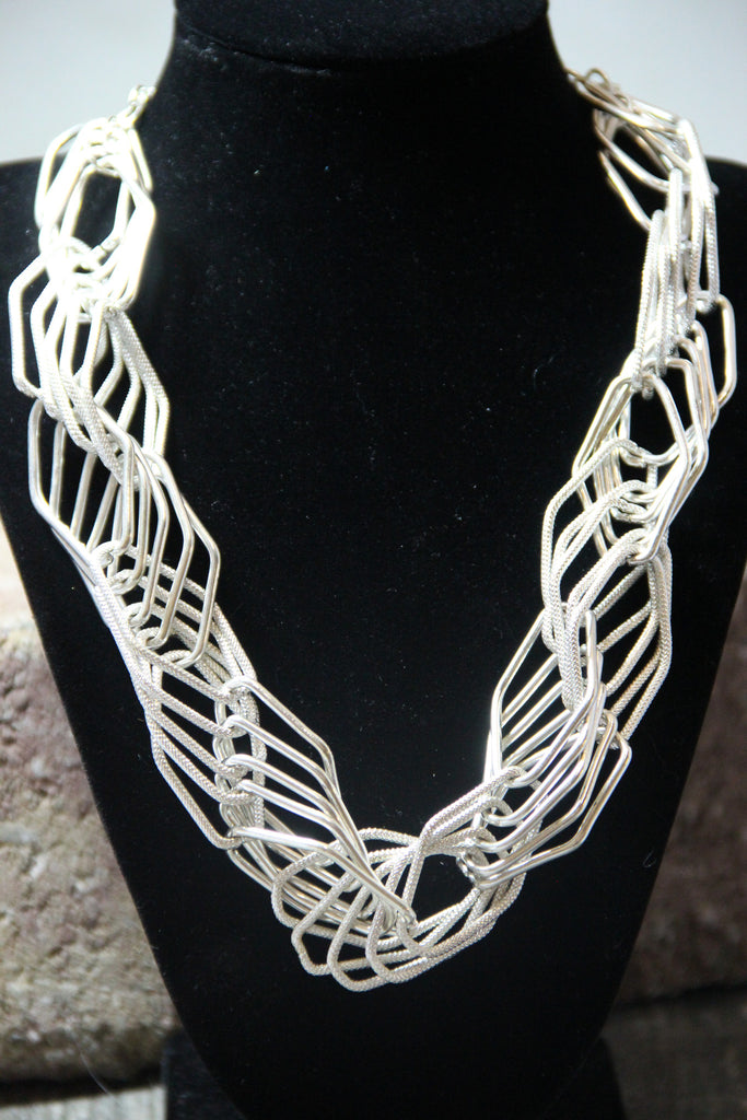 Multichain Necklace