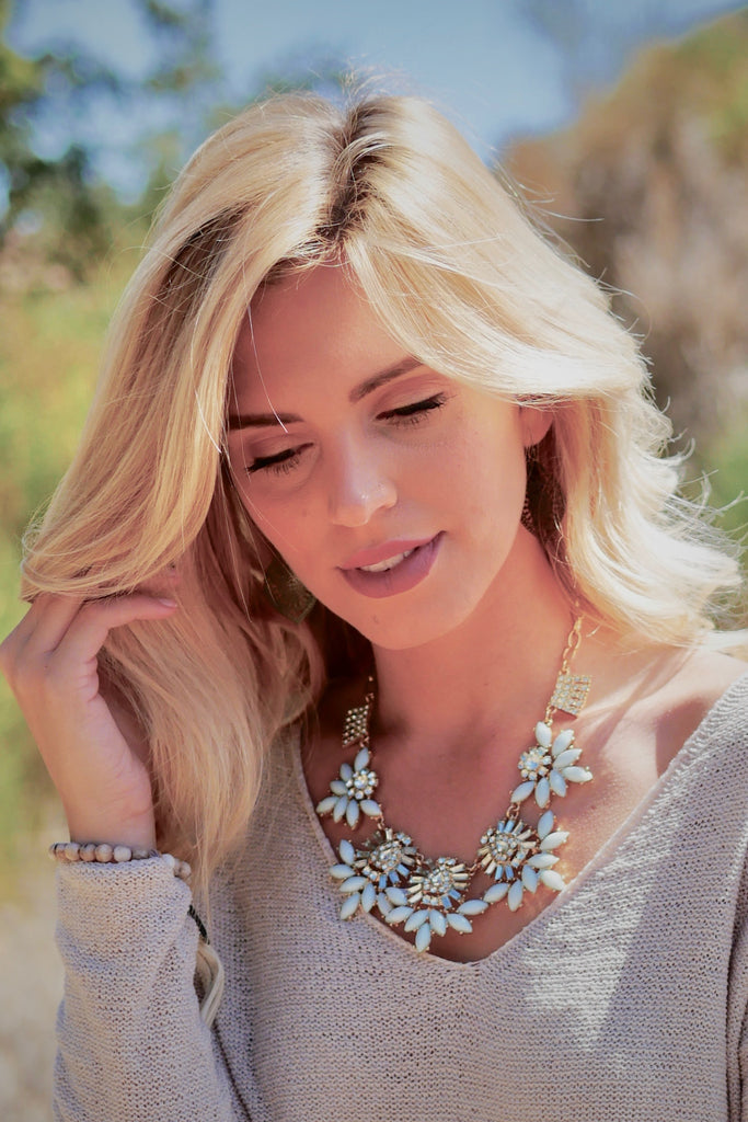 Mint Royal Bliss Necklace
