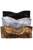 All That Glitters Bandeau