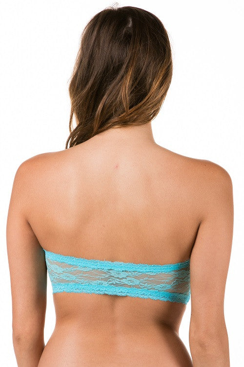 Flirty Lace Bandeau