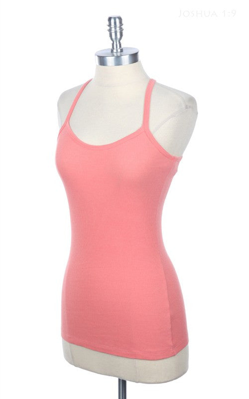 Must Have Ribbed Cami (All Colors)