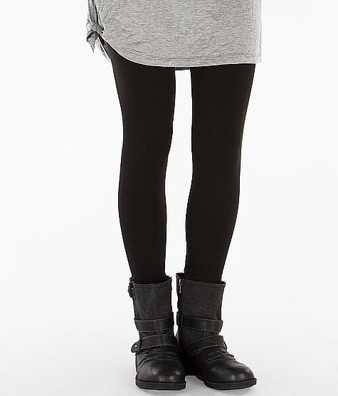 Seamless Fleece Lined Leggings - Plus size