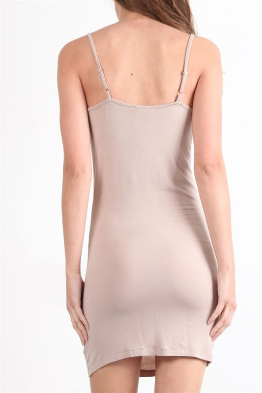 Must Have Layering Slip Dress (5 Colors Available)