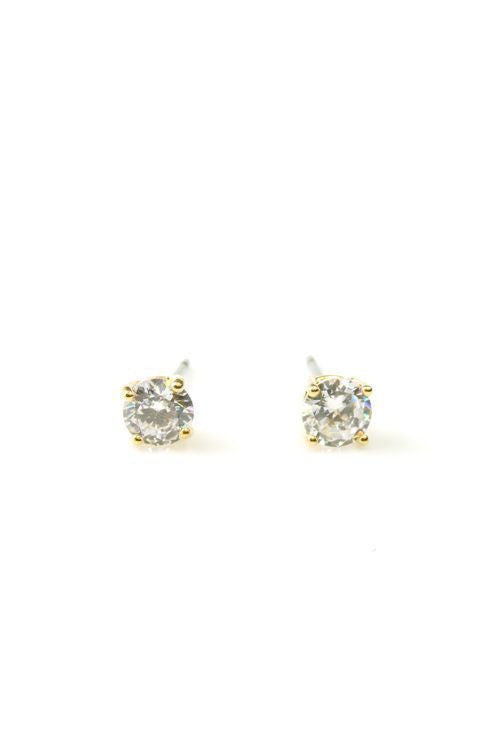 Simple Sparkle Earrings