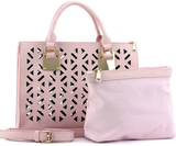 Lilly Purse - Pink
