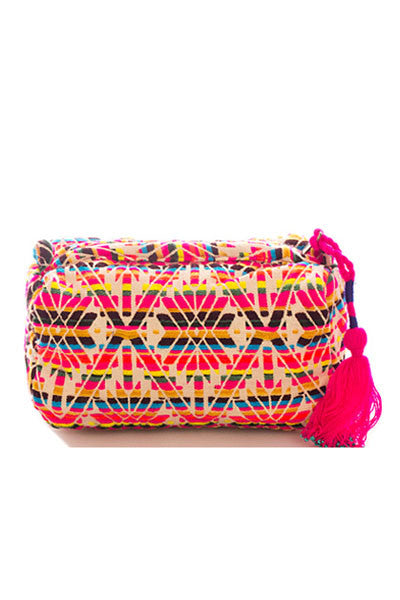 Cute Little Delhi Purse - Multicolor