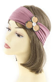 3 Petal Headband (2 Colors)