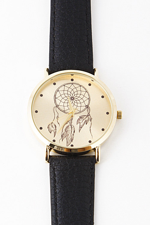 Colorful Dreamcatcher Watch (3 Colors Available)