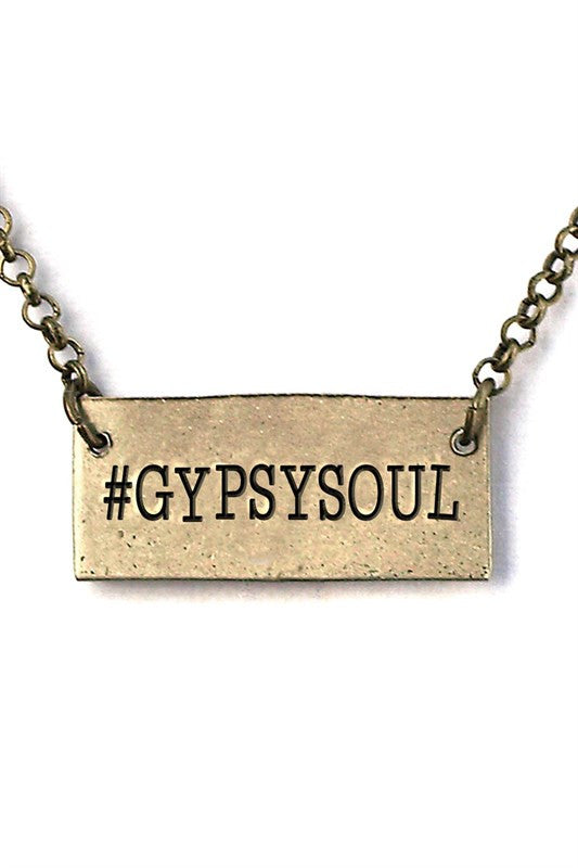 #Gypsysoul Necklace