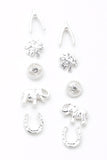 Good Luck Earring Set