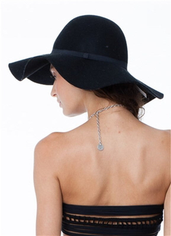 Boho Floppy Hat (3 Colors)