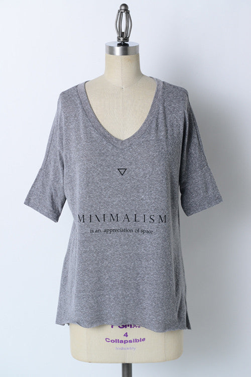 Minimalism Top (2 colors)