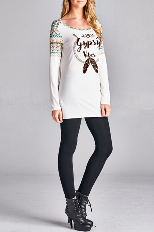 Gypsy Vibes Top