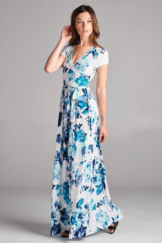 Island Breeze Maxi Dress