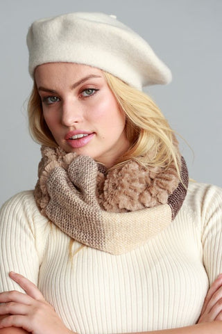 Autumns Arrival Infinity Scarf