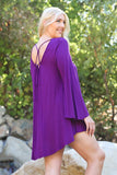 Back Beauty Tunic Top/Dress