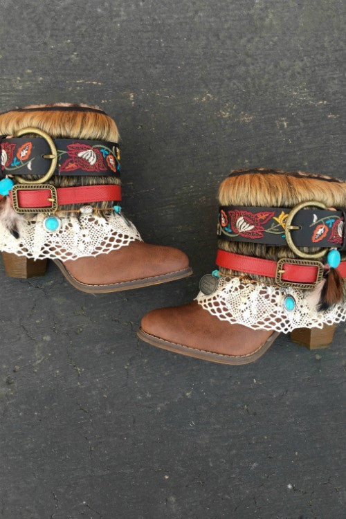 Gypsy Festival Boots (3 colors available)