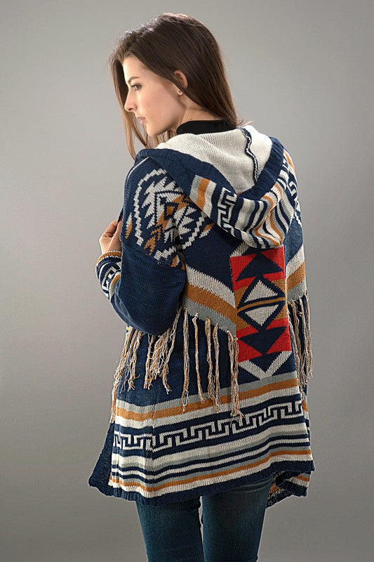 Your Tribe Cardigan