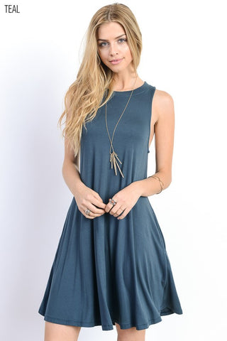 Swing It Dress