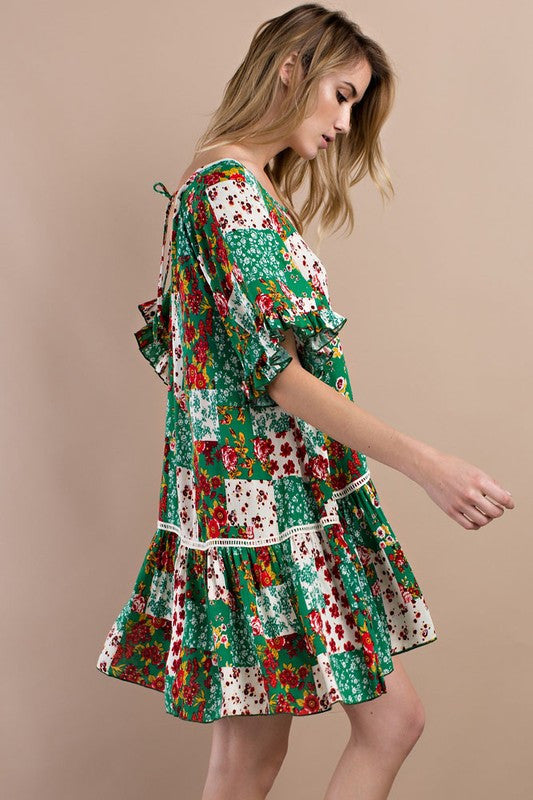 Walk In Forest Dress