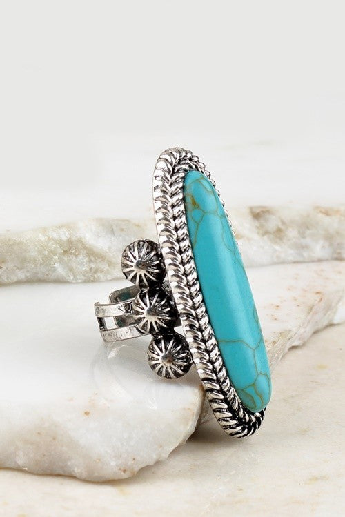 Gypsy Girl Ring