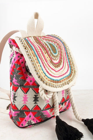 Little Boho Backpack